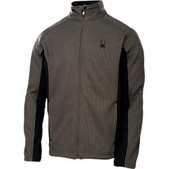 Spyder Mens Constant Full Zip Sweater - Sale