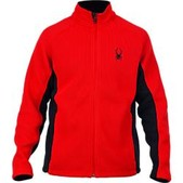 Spyder Mens Foremost Full Zip Hvy WT Core Sweater - Closeout