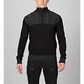 Spyder Mens Hylo Half Zip Sweater - New
