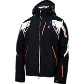 Spyder Mens Pinnacle Jacket - New