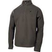 Spyder Mens Pitch Half Zip Sweater - New