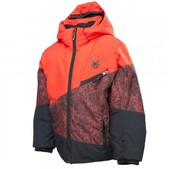 Spyder Mini Ambush Ski Jacket (Toddler Boys')