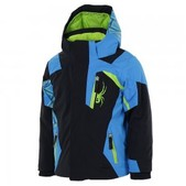 Spyder Mini Challenger Insulated Ski Jacket (Toddler Boys')