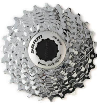 SRAM PG-970 9-Speed Road Cassette