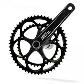 SRAM Rival Compact Bicycle Crankset and Bottom Bracket Size 34/50-170mm Color Black