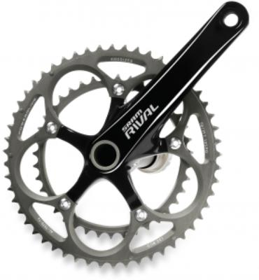 SRAM Rival OCT Crankset with GXP Cups - 50/34