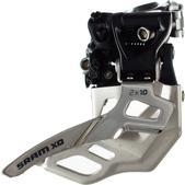 SRAM X0 2x10 High Clamp 38/36t Front Derailleur