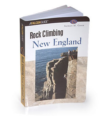 STEWART GREEN Rock Climbing New England