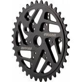 Stolen 7075 Mood Bike Chainrings Black 25T
