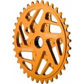 Stolen 7075 Mood Ring Bike Chainwheel Gold 25T