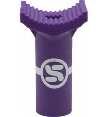 Stolen Thermite Pivotal Seatpost Purple 75mm