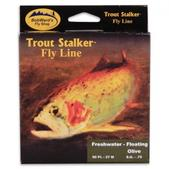 Stone  Creek Bob Ward`s Trout Stalker Weight Forward Floating Fresh Water Fly Line (5wt) (OLIVE)