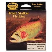 Stone  Creek Bob Ward`s Trout Stalker Weight Forward Floating Fresh Water Fly Line (6wt) (YELLOW)