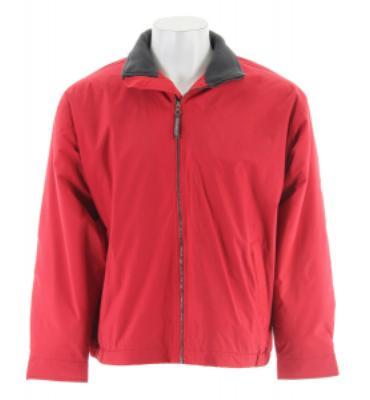 Stormtech Cascade Thermal Shell Jacket Scarlet