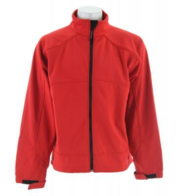Stormtech Cirrus H2X Bonded Shell Jacket Sport Red
