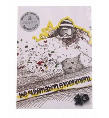 Sublimation Experiement Ski DVD