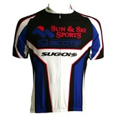 Sugoi Women's Team Sun & Ski Cycling Jersey