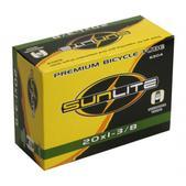 Sunlite - Standard Schrader Valve Tube 20x1-3/8