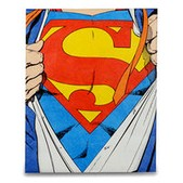 Superman Comic Mighty Case Tablet