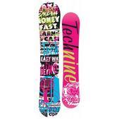 Technine Lil Nine Snowboard Black 131