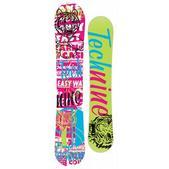 Technine Lil Nine Snowboard Pink 121