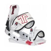 Technine Mass Appeal Snowboard Bindings White