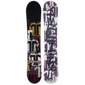 Technine Split T Splatter Snowboard Black 157