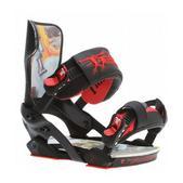 Technine TK Pro w/ Scrub Hook Snowboard Bindings TK Pro