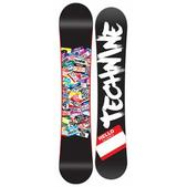 Technine Young Gun Snowboard Black 152