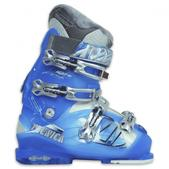 Tecnica Women`s Attiva M10 Ski Boot (PEARL/BLUE, 26)
