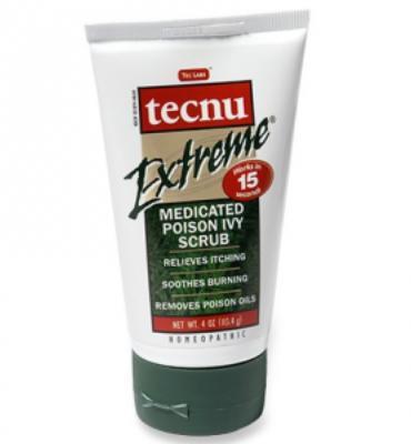 Tecnu Extreme Medicated Poison Ivy Scrub - 4 oz.