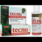 TECNU Poison Ivy/Oak/Sumac Skin Cleanser, 4 oz.