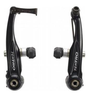 Tektro 930Al BMX Linear Pull Brake Black
