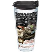 Tervis Margaritaville Time Flies When Youre Having Rum Tumbler, 24oz.