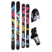 Teton Allure Rocker Ski Package