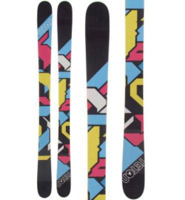 Teton Allure Rocker Skis