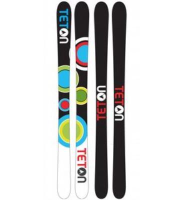 Teton TT2 Camrock Skis