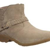 Teva De La Vina Suede Ankle Boots - Women's