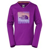 The North Face Argali Longsleeve Hike Tee - Girl's