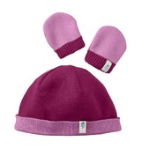 The North Face Baby Reversible Beanie And Mitten Set