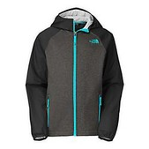 The North Face Boys Canyonlands Track Hoodie - Sale