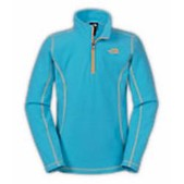 The North Face Girls Glacier 1/4 Zip - Closeout