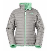 The North Face Girls Reversible Mossbud Swirl Jacket - New