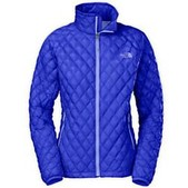 The North Face Girls Thermoball Full Zip Jacket - New