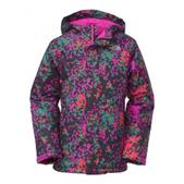 The North Face Insulated Violet Jacket - Girls'