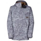 The  North  Face Men`s Number Eleven Jacket (GRAPHITE GREY, 2XL)