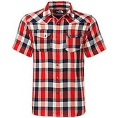 The North Face Mens Short Sleeve Gardello Shirt