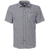 The North Face Mens Shrt Sleeve Gramet Shirt - Sale