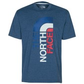 The North Face Men's Sochi Short Sleeve Logo Tee