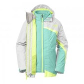The North Face Mountain View Triclimate Ski Jacket (Girls')